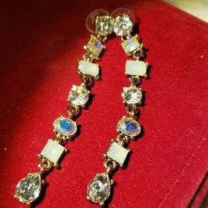 Ancient Silver Drop Earrings